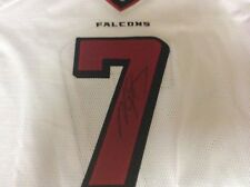 Michael Vick Signed Autographed Jersey 2005-2006 Issue NFL Equipment Atlanta *m