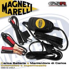 CARICABATTERIA MARELLI MANTENITORE DI CARICA BATTERIA AUTO MOTO SCOOTER