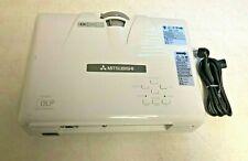Mitsubishi DLP Data Projector Model: XD520U (1505 Lamp Hours Used)