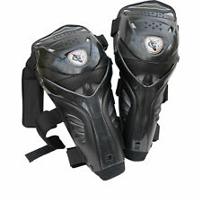 WULFSPORT ADULT MOTOCROSS RACING PROTECTIVE HINGED KNEE PADS