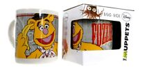 NEW OFFICIAL DISNEY THE MUPPETS FOZZIE CERAMIC MUG NOVELTY GIFT TEA COFFEE MUGS