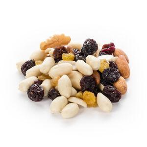 Sunburst Raw Mixed Nuts & Raisins