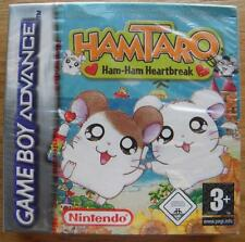 HAMTARO HAM HAM HEARTBREAK NINTENDO GAME BOY ADVANCE