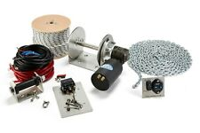 Electric Anchor Winch DRUM WINCH Australian Made kit TW200HD full kit 2020Model