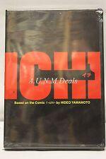 ICHI-1 based on the comic hideo yamamoto ntsc import dvd English subtitle
