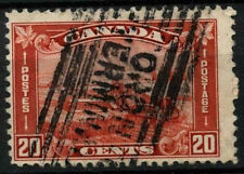 Canada 1930-1 SG#301, 20c Red Tractor Used #D45489