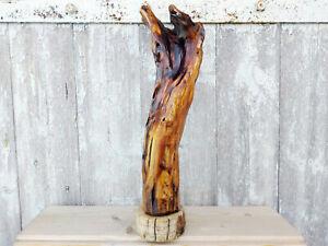 Abstract sculpture Original art Wood sculpture Contemporary art Modern sculpture