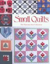 SMALL QUILTS THE VANESSA-ANN COLLECTION HARD COVER BOOK CALENDAR OOP 1st PRINT