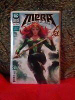 MERA # 1 ARTGERM VARIANT EDITION DC COMICS