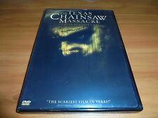 The Texas Chainsaw Massacre (Dvd, 2004, Widescreen) Jessica Biel