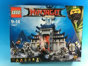 Lego 70617 Temple of the Ultimate Ultimate Weapon (New & Sealed)
