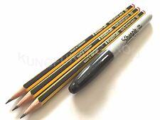 Pencils Permanent Markers