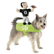 Football Player Rider Funny Pet Dog Costume Small - Medium New!