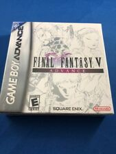 Gameboy Advance Final Fantasy V Advance