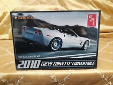 AMT 2010 Corvette Convertible 1/25 677 (FACTORY SEALED) FREE SHIPPING!!!!!!!!!!!