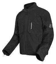 Blouson de motard Sinisalo Racy gr : 52 couleur : noire Chemise en textile