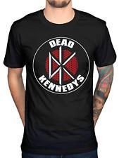 Dead Kennedys Mens Punk Band Brick Logo Shirt New S, M, L
