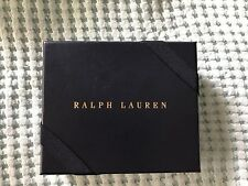 Polo Ralph Lauren Navy Blue Gift Box 3 Small Gift Boxes