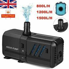 More details for 4in1 aquarium fish tank water pump internal purifier filter oxygen wave power uk