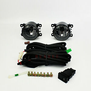 For Suzuki Grand Vitara 1996 -2004 / 2006 - 2012 Bumper Fog Lamp Assembly /1Set