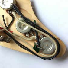 Guitar circuits Wiring  Kit 5 Way Toggle Switch 250k Pots for Strat Parts