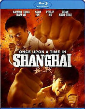 ONCE UPON A TIME IN SHANGHAI - BLU RAY - Region Free - Sealed