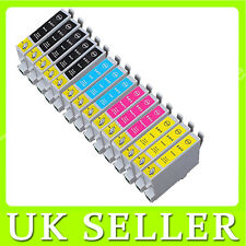 14 Ink Cartridges Replace For Epson Stylus DX3850 DX4200 DX4250 DX4800 DX4850