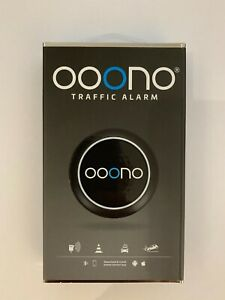 OOONO Traffic Blitzerwarner Verkehrsalarm Blitzer Bluetooth vers. 2021 NEU OVP