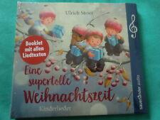 Neu: CD Kinderlieder zu Weihnachten