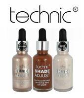 Technic Foundation Makeup Highlighter Shade Adjust Illuminator Drops Bottle