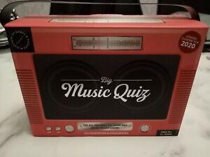 Big Music Quiz