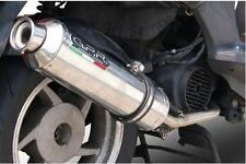 HONDA SILVER WING 600 EXHAUST STAINLESS 4ROAD BY GPR OF MILAN FITS 2007/13