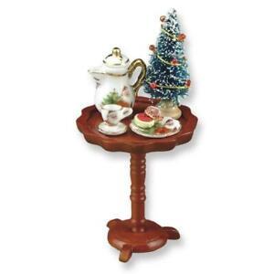 DOLLHOUSE Cookies for Santa Table 1.858/4 Reutter Christmas Miniature
