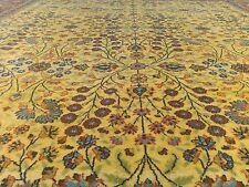 Exclusive Ca1900-1939s Antique 7x10ft Turkish Wool Pile Hereke Rug