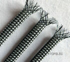 4MM Wide Braided Soft PP Cotton Yarn PET Expandable Sleeving Cable Wire Sheath