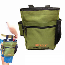 shrxy Metal Detecting Finds Bag Waist Digger Pouch Tools Bag for PinPointer Xp …