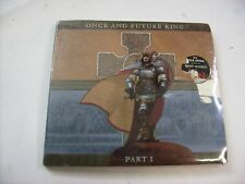 GARY HUGHES - ONCE AND FUTURE KING PART I - CD VERY GOOD CONDITION 2003