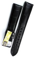19mm /16  echt ALLIGATOR BAND handmade GERMANY GRAF Louisiana KROKOBAND Uhrband