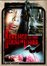 Revenge in the House of Usher 1983 DVD