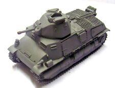 Milicast BG160 1/76 Resin WWII German PzKpfw 35S(f) Modified Souma S35 Tank
