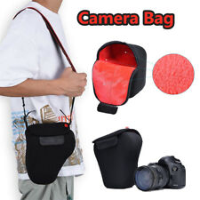 DSLR SLR Camera Sleeve Case with Neoprene Protection Waterproof Lens Bags Bag