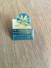 1974-1999 - Metal Anthony Nolan Trust Charity Pin Badge