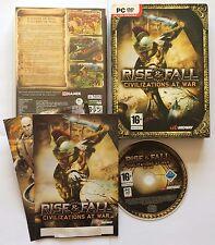 Rise & Fall: Civilizations At War (PC: Windows, 2006)
