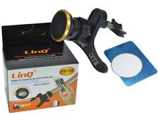 Supporto Magnetico Auto Aria Per Smartphone Cellulare Gps 360° Linq Fn-338