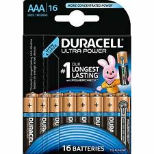 Duracell Ultra Power Mx2400 Batterie 16 X Aaa-typ alkalisch 113718 D