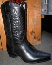 7280 Bottes Sendra western noir
