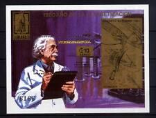 15844/ Nicaragua 1981 - Bl. 135 - Raumfahrt - ** - M€ 100,00