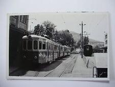 Suis268 - St GALLEN TROGEN BAHN Suisse Railway - TRAIN PHOTO Switzerland