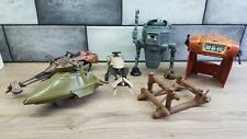 Star Wars Vintage Job Lot Bundle Vehicles Mini Rigs x 6