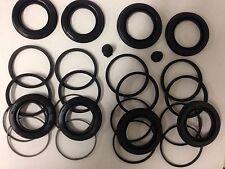 Disc Brake Caliper Repair Kit Front Centric 143.46010